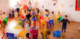 Movimento 5 stelle toscana for Arredamento asilo nido usato